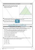 Das Dreieck und der Satz des Thales Preview 12