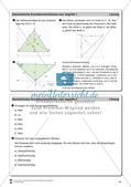 Das Dreieck und der Satz des Thales Preview 15