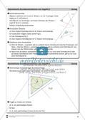 Das Dreieck und der Satz des Thales Preview 16