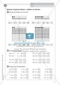 Rechnen im Zahlenraum bis 100 ohne Zehnerübergang Preview 9