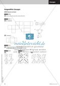 Das Bauen von Modellen: Zeichnung von Netzen und Schrägbildern Preview 12