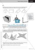 Das Bauen von Modellen: Zeichnung von Netzen und Schrägbildern Preview 5