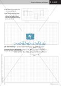 Das Bauen von Modellen: Zeichnung von Netzen und Schrägbildern Preview 7