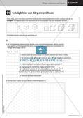 Das Bauen von Modellen: Zeichnung von Netzen und Schrägbildern Preview 9