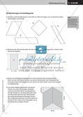 Parallelogramm, Raute und Trapez Preview 5