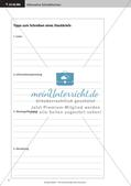 Verfassen von Steckbriefen und Spickzetteln Preview 11