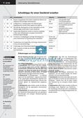 Verfassen von Steckbriefen und Spickzetteln Preview 7