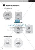Verfassen von Texten: Protokoll, Plakat, Laternengedicht und Fantasiegeschichte Preview 13