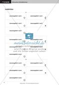 Verfassen von Texten: Protokoll, Plakat, Laternengedicht und Fantasiegeschichte Preview 16