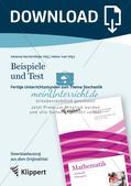 Stochastik: Beispiele und Test Preview 1