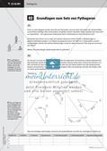 Grundlagen des Satz von Pythagoras Preview 6