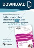 Pythagoras in ebenen Figuren und im Raum Preview 1