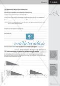 Satz des Pythagoras: Weiterführendes Material und Test Preview 5
