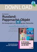 Mit Kunstprojekten um die Welt: Russland/Matroschka Preview 1