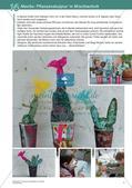 Mit Kunstprojekten um die Welt: Mexiko/Pflanzenskulptur Preview 3