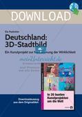 Mit Kunstprojekten um die Welt: Deutschland/Fachwerk Preview 1