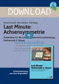 Die Achsensymmetrie Preview 1