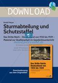 Das Dritte Reich: Sturmabteilung und Schutzstaffel Preview 1