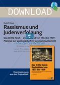 Das dritte Reich: Rassismus und Judenverfolgung Preview 1