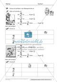 Bildergeschichte: Mengen und Zahlen im Zahlenraum 5 Preview 5