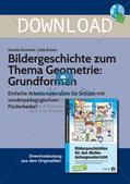 Bildergeschichte: Geometrische Grundformen Preview 1
