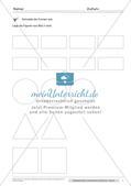 Bildergeschichte: Geometrische Figuren Preview 6