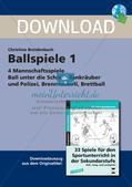 Ballspiele 1 Preview 1