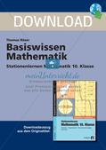 Basiswissen Mathematik Preview 1