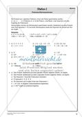 Potenzen und ihre Funktionen Preview 14