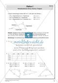 Trigonometrie und deren Funktionen Preview 14