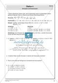 Trigonometrie und deren Funktionen Preview 17