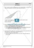 Trigonometrie und deren Funktionen Preview 20