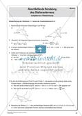 Trigonometrie und deren Funktionen Preview 24