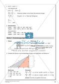 Trigonometrie und deren Funktionen Preview 31