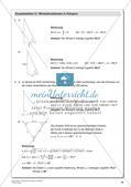 Trigonometrie und deren Funktionen Preview 35