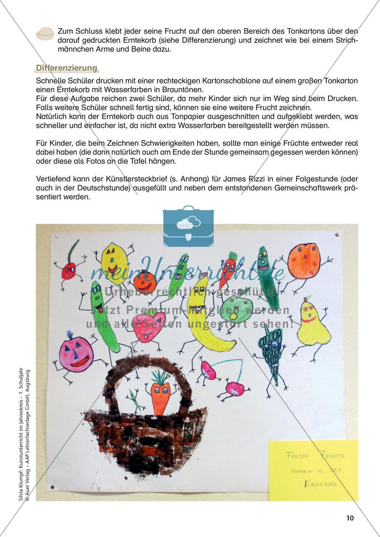 Kunstunterricht Im Jahreskreis Herbst Meinunterricht