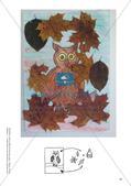 Kunstunterricht im Jahreskreis: Herbst Preview 19