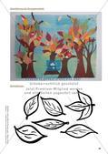 Kunstunterricht im Jahreskreis: Herbst Preview 30