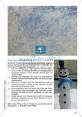 Kunstunterricht im Jahreskreis: Winter Preview 23