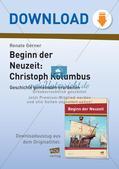 Der Beginn der Neuzeit: Christoph Kolumbus Preview 1