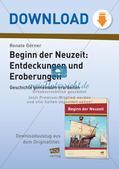 Der Beginn der Neuzeit: Die Entdeckungen und Eroberungen Preview 1