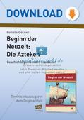 Der Beginn der Neuzeit: Die Azteken Preview 1