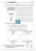 Multiplikation: Einführung Preview 12
