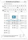 Multiplikation: Einmaleinsreihen Preview 11