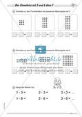 Multiplikation: Einmaleinsreihen Preview 13