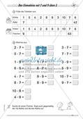 Multiplikation: Einmaleinsreihen Preview 17