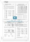Multiplikation: Einmaleinsreihen Preview 20