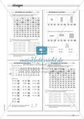 Multiplikation: Einmaleinsreihen Preview 21