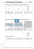Multiplikation: Einmaleinsreihen Preview 4