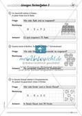 Multiplikation: Rechenübungen und Sachaufgaben Preview 12
